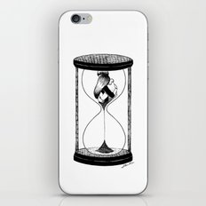 Our Time iPhone Skin