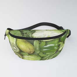 green foods Fanny Pack