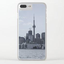 Polson Pier Clear iPhone Case