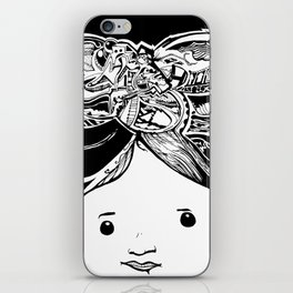 Paloma's Little Town iPhone Skin