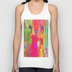 The three Graces  Unisex Tank Top