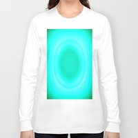 aqua Long Sleeve T-shirts featuring aqua. by Simply Chic