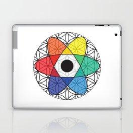 Flower of Science Laptop & iPad Skin