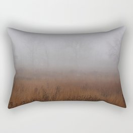 Misty Prairie Rectangular Pillow