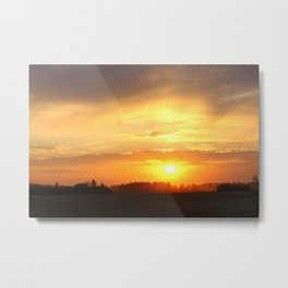 sunset sunset sunset Metal Print