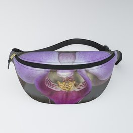 Purple Orchid Fanny Pack