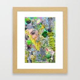 Immunity Framed Art Print