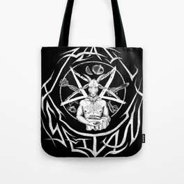 Hail Seitan Tote Bag