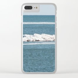 Numb Clear iPhone Case
