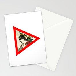 Geisha Girl Stationery Cards