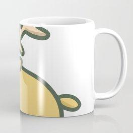 lovely elk Coffee Mug