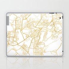 YEREVAN ARMENIA CITY STREET MAP ART Laptop & iPad Skin