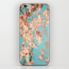 Dance of the Cherry Blossom iPhone Skin