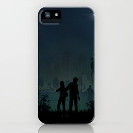 The Last of Us | Warriors Landscapes Serries iPhone Case