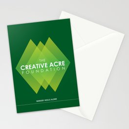 Creative Acre Foundation (CAF) Support Stationery Cards