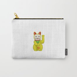 Occupy Lucky Cat Carry-All Pouch