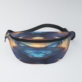 Mysteries of the Wolf Fanny Pack
