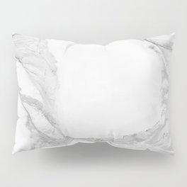 White Marble Edition 4 Pillow Sham