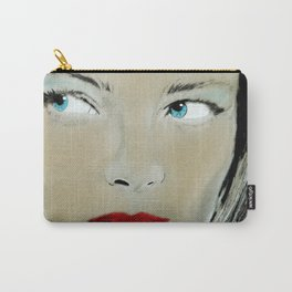 Romy Schneider Carry-All Pouch