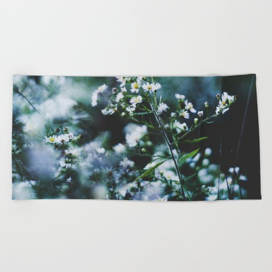 Delicate Life Beach Towel
