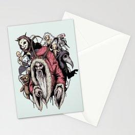 Krampus 2 Stationery Cards