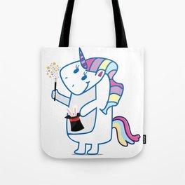 Unicorn, use your illussion Tote Bag