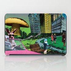 Making a new friend iPad Case