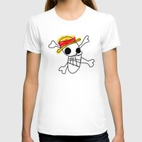 luffy T-shirts featuring Luffy Laboon by rKrovs