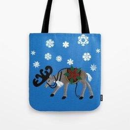Ready for Santa's Sleigh Tote Bag