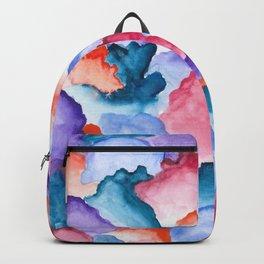 dark clouds Backpack
