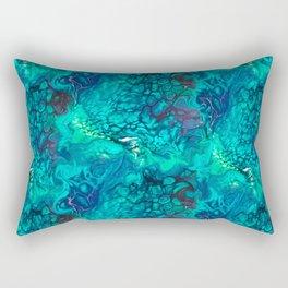 Magical water surface Rectangular Pillow