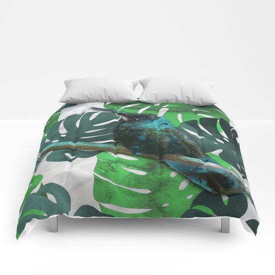 Tropical Mood Comforters