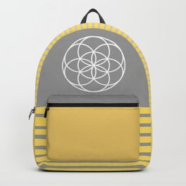 VIBE TRIBE SEED OF LIFE PACK Backpack