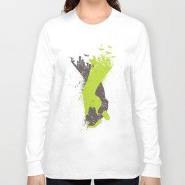 Living With Harmony Long Sleeve T-shirt