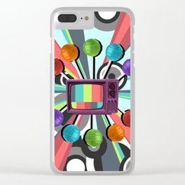 Lollipop Clear iPhone Case