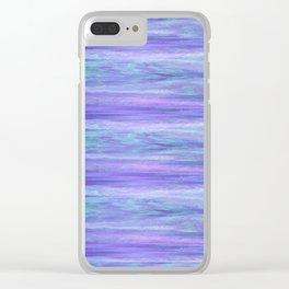 Glytch 08 Clear iPhone Case