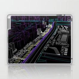 Tríptico Urbano Dos Laptop & iPad Skin