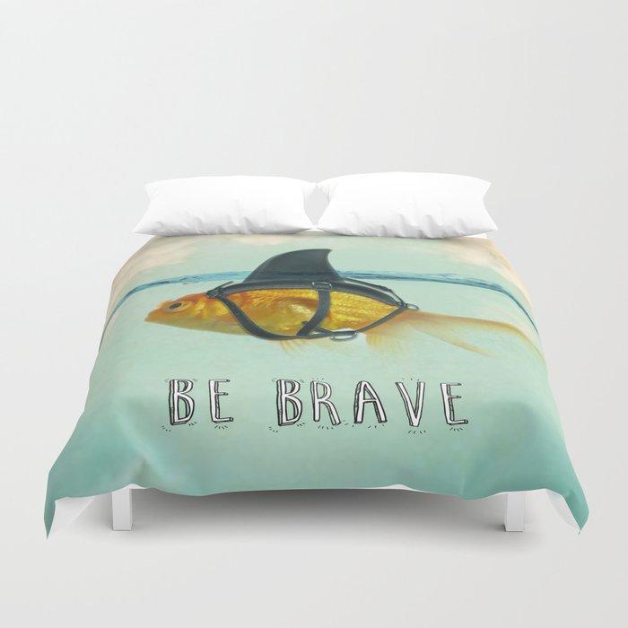 Be Brave - Brilliant Disguise Bettbezug