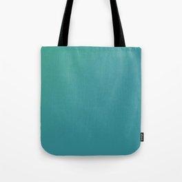 Teal Blends Design Tote Bag