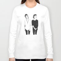 matty healy Long Sleeve T-shirts featuring Matty by girlwiththetea