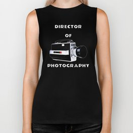 Director Of Photography Biker Tank