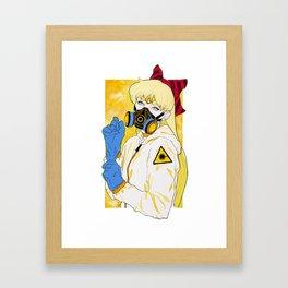 Laser Framed Art Print