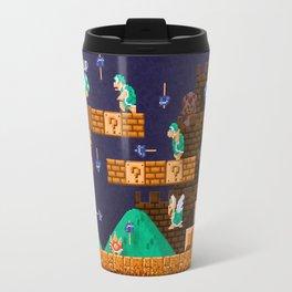 Mario Super Bros Travel Mug