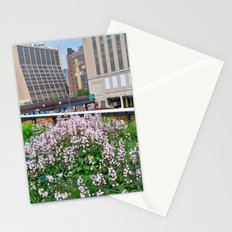 NYC FLOWERS  Stationery Cards