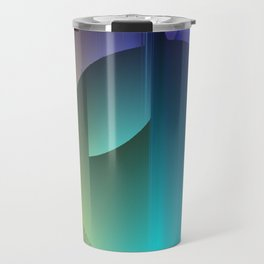One bubble follows the other Travel Mug