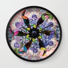 TRIP INTO MY TOUCAN TORNADO Wall Clock