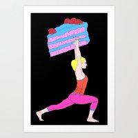 balance Art Prints featuring Balance by Tyler Spangler