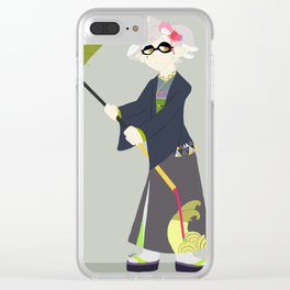 Marie Clear iPhone Case