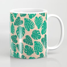 Cheese Plant - Trendy Hipster art for dorm decor, home decor, ferns, foliage, plants Mug
