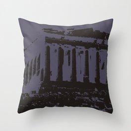 ATHENS3 Throw Pillow